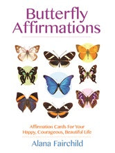 Butterfly Affirmations Cards - Carpe Diem With Remi