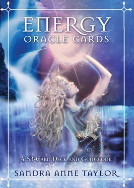 Energy Oracle Cards | Sandra Anne Taylor | Carpe Diem with Remi