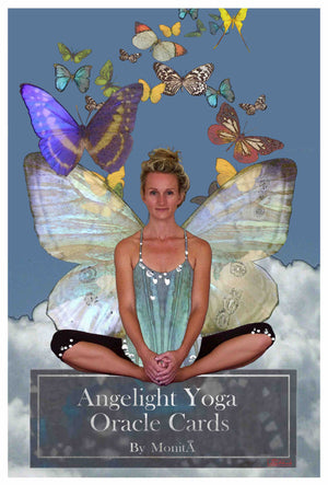 Angelight Yoga Oracle Cards - Carpe Diem With Remi