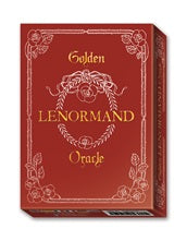 Golden Lenormand Oracle | Carpe Diem with Remi