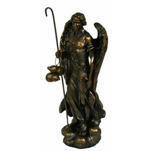 Archangel Raphael Statue - the Healer - Carpe Diem With Remi