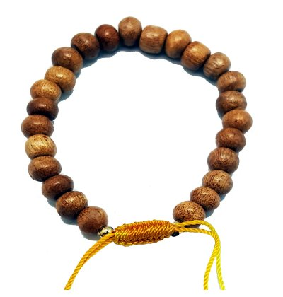 Bracelet | Mala Sandalwood | Carpe Diem with Remi