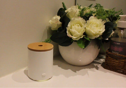 Aroma Diffuser Battery Operated No Water