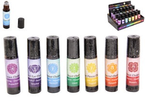 Chakra | Essential Oil | Roll On | Carpe Diem with Remi