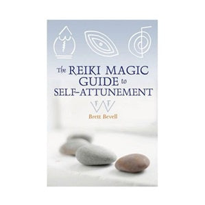 Reiki Magic Guide To Self-Attunement Book