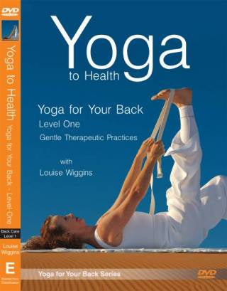 Yoga to Health | Yoga for your Back DVD  | Carpe Diem with Remi