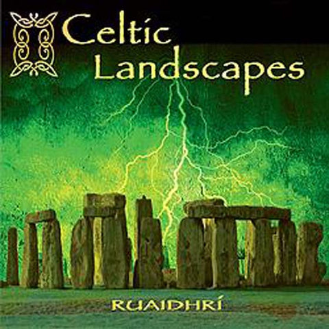 Celtic Landscapes CD | Carpe Diem with Remi