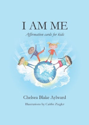 I Am Me | Affirmation Cards | for Kids | Carpe Diem with Remi