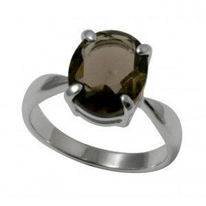 Ring Gigi Smokey Quartz Was $79 | Carpe Diem with Remi