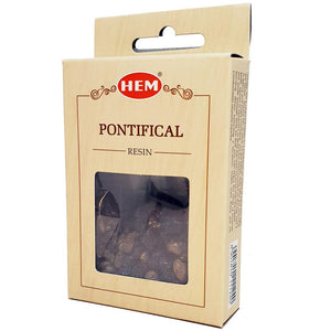 Hem Incense Resins | Pontifical | 30g | Carpe Diem with Remi