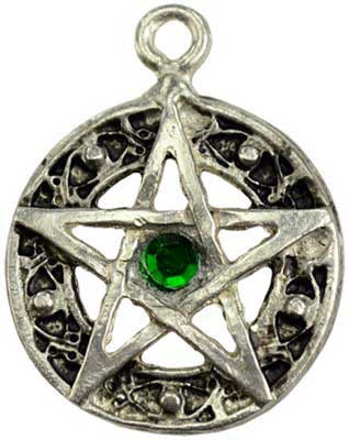 Amulet Celtic Eternity Pentagram - Carpe Diem With Remi