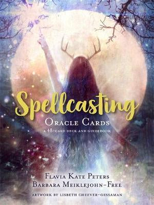 Spellcasting Oracle Cards | Carpe Diem With Remi