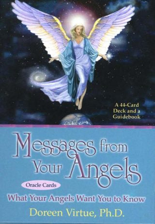 Messages From Your Angels Oracle | Carpe Diem with Remi