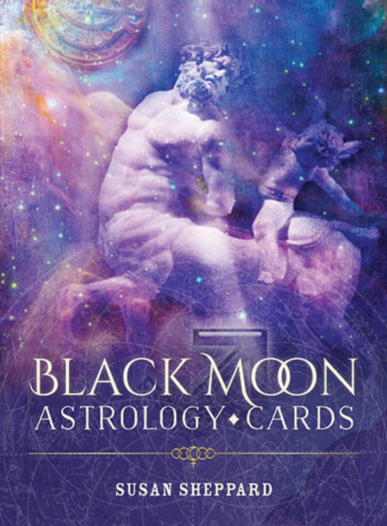 Black Moon Astrology Cards | Susan Sheppard | Carpe Diem with Remi