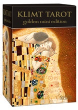 Golden Tarot of Klimt Mini Deck | Carpe Diem with Remi
