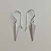 Earring Silver Arrowheads | Carpe Diem With Remi