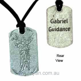 Pendant Archangel Gabriel - Carpe Diem With Remi