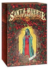Santa Muerte Book of the Dead Tarot Set | Carpe Diem with Remi
