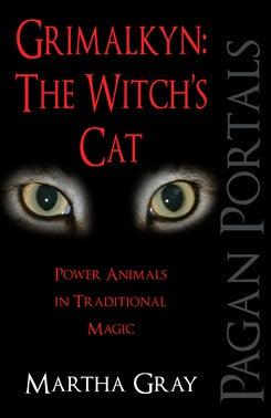 Pagan Portals Grimalkyn: The Witch's Cat | Carpe Diem With Remi