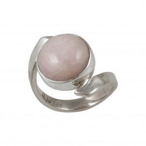 Ring Pink Kunzite Size 9 | Carpe Diem with Remi
