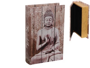 Book Box  Buddha with Mandala | Carpe Diem with Remi