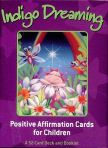 Indigo | Dreaming | Affirmation Cards | Carpe Diem with Remi