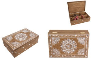Box | Mandala | Design | Carpe Diem with Remi