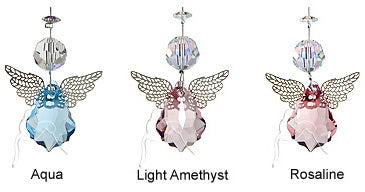 Suncatcher | Angel | Swarovski Crystal | Carpe Diem with Remi