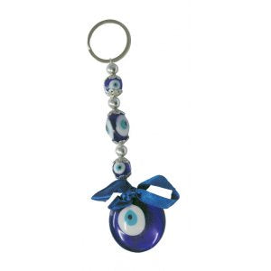 Keyring Evil Eye Protection | Carpe Diem With Remi