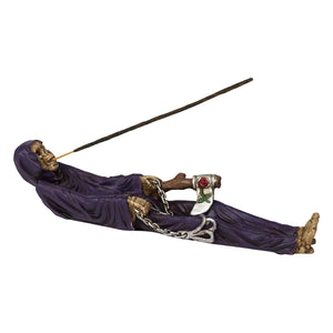 Incense Burner Purple Reaper | Carpe Diem With Remi