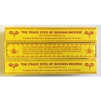 Peace Eyes Incense Tibet | Carpe Diem with Remi