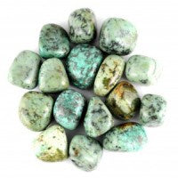 Turquoise | Tumbled | Africa | Carpe Diem with Remi