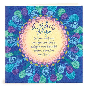 Wishes For You Card