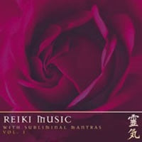 Reiki Music CD