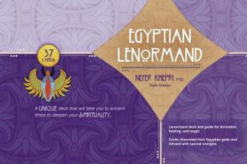 Egyptian Lenormand Cards | Carpe Diem with Remi