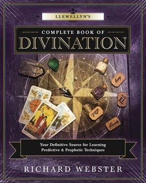 Llewellyn's Complete Book Of Divination | Carpe Diem with Remi