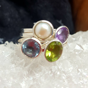 Ring Set Size 6 | Carpe Diem with Remi