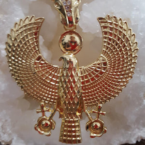 Isis | or | Horus | Pendant or Altar Piece | Carpe Diem with Remi