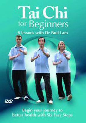 Tai Chi For Beginners DVD | Carpe Diem With Remi