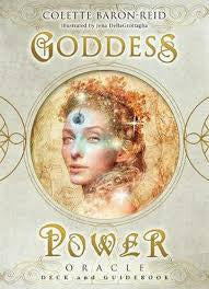Goddess Power Oracle Deck Standard Edition | Carpe Diem With Remi