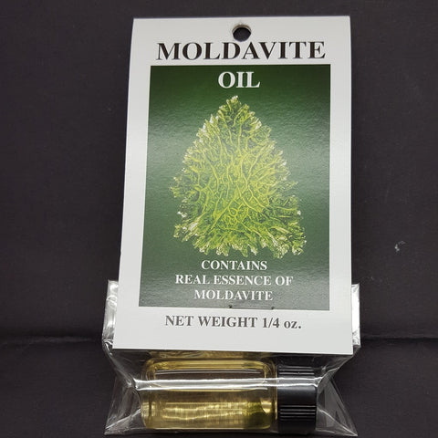 Moldavite Oil | Carpe Diem with Remi