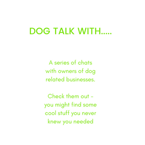 Dog Talk With.....Hayley Jepson - By Hayley