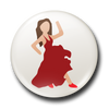 Klipee Loves Red Dress Emoji