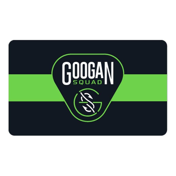 Googan Squad Gift Card