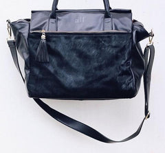 Alf the Label Stella Leather Baby Bag