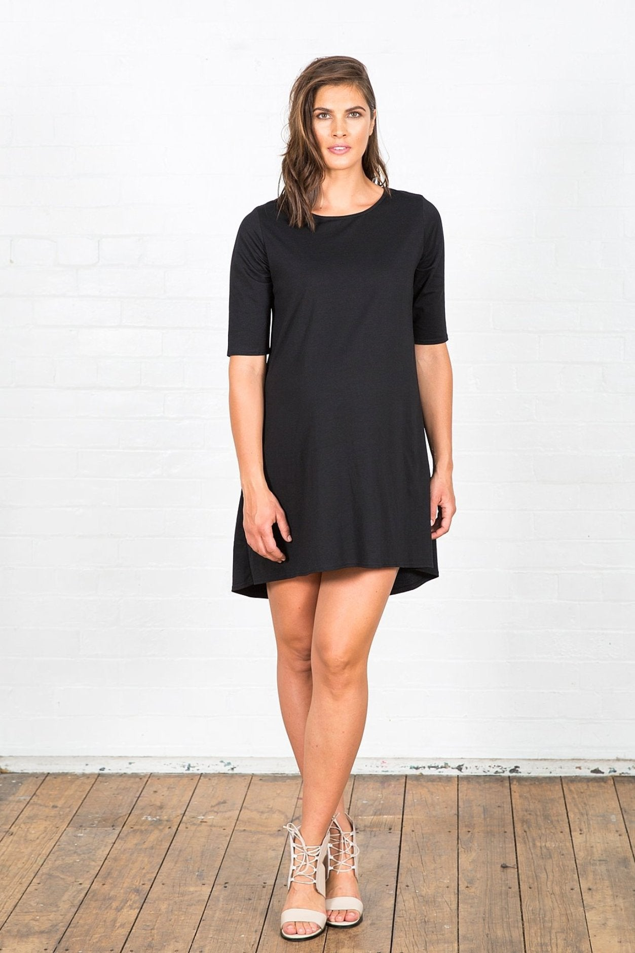 fa1ce7f48af Runway Black Maternity Work Dress-Front 2 4e010be4-beec-4bf5-a433-41cabb1e1c64.jpg v 1536618101