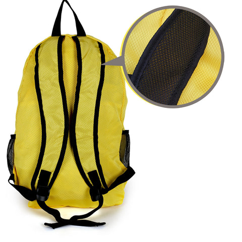 Packable Daypack Padded Straps