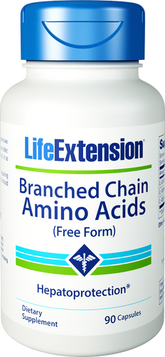 Branched Chain Amino Acids | 90 capsules