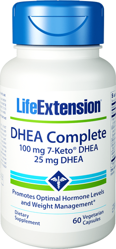 DHEA Complete | 60 vegetarian capsules