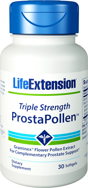 Triple Strength ProstaPollen™ | 30 softgels